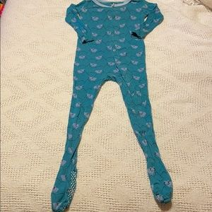 Kickee pants toddler pajamas